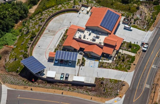 North County Fire Protection District Solar Power Systems Continue to Shine Several Years Later