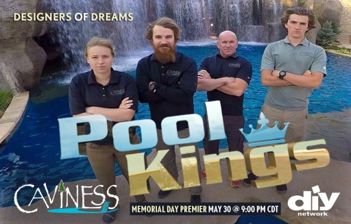 Oklahoma Pool and Landscape Company Chosen for Reality Series on DIY Network