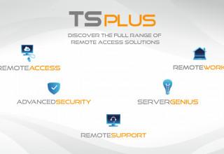 TSplus range of Remote Access solutions