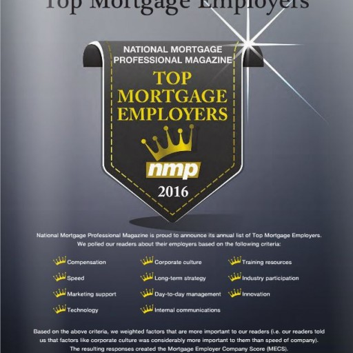 Gold Star Mortgage Financial Group, Corp Is a Top Mortgage Employer!