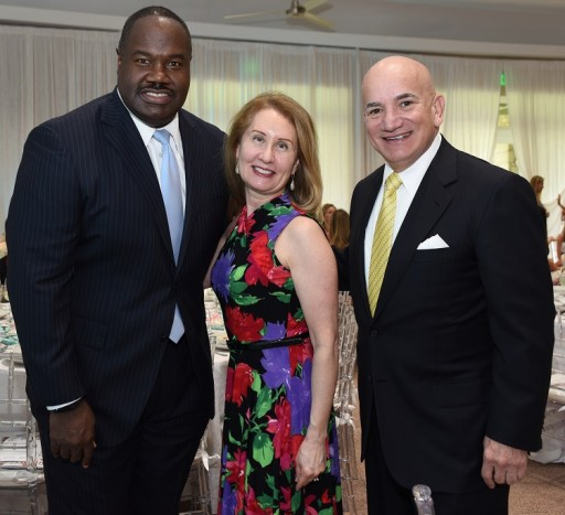 Jackson Health Foundation's IKF Wonderfund Celebrates  Circle of Heroes 10th Anniversary Luncheon