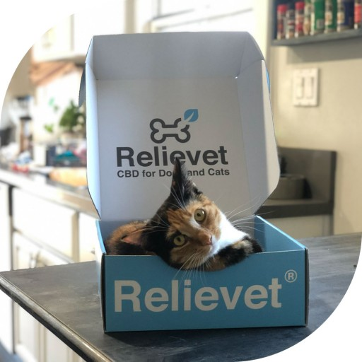 Relievet Born of Couple's Commitment to Promote Wellness in Pets With All-Natural CBD Products
