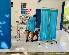 Hope for Haiti Infirmary St. Etienne Treating Patients in Wake of Earthquake
