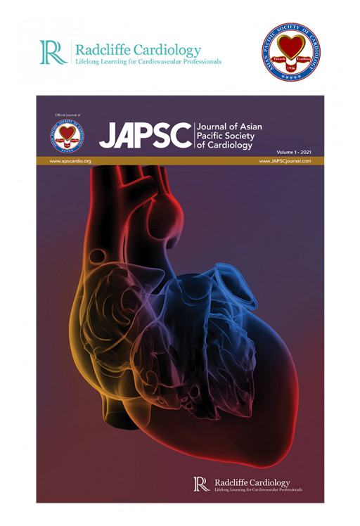 JAPSC: Journal of Asian Pacific Society of Cardiology Launches and Welcomes Submissions