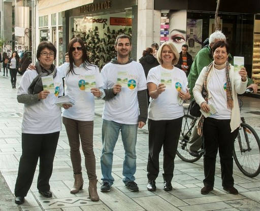 Greek Volunteers Bring Hope With the Way to Happiness