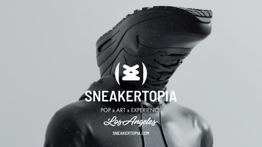 HHLA Celebrates Its Official Opening With Sneakertopia, First Immersive Pop-Up Museum in Los Angeles Celebrating Sneaker Culture