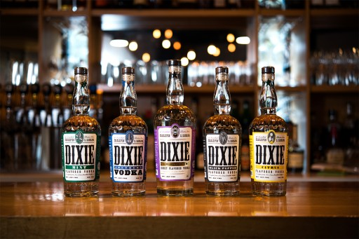 Dixie Southern Vodka Wins 'Growth Brands' Award From Beverage Dynamics