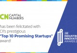 Capital Numbers awarded CII Innovation Awards 2015