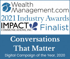 'Conversations That Matter' Gets Nod From Panel of Industry Judges