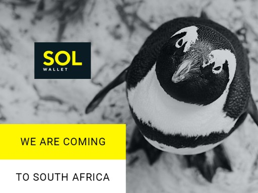 SOL Wallet - New Neobank is Coming to South Africa