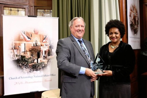 Scientology Humanitarian Award Presented to Civil Rights Leaders