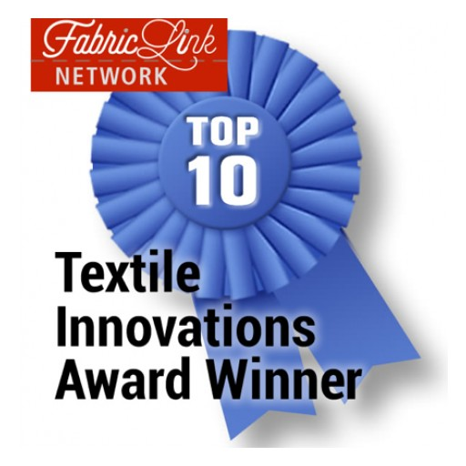 The FabricLink Network Announces Top 10 Textile Innovation Awards for 2017-18