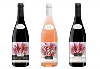 2019 Beaujolais Nouveau labels