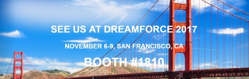 Dreamforce 2017 - Meet ComplianceQuest at Booth #1810