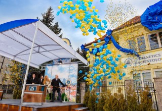 The opening of the Ideal Scientology Mission of Košice, the first of many  set to open across North and South America, Europe and Asia in the coming year.