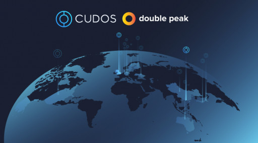 Double Peak Joins Cudos as Network Validator