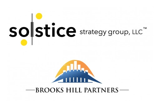 Solstice Strategy Group and Brooks Hill Partners Announce Strategic Partnership to Provide New Digital Health Dedicated Strategy Services