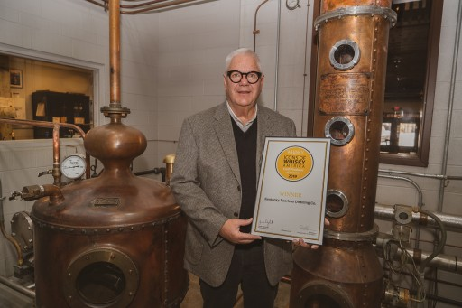 Whisky Magazine Names Kentucky Peerless Craft Producer of the Year