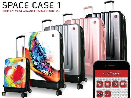 Technology and Design Meet the Next Generation of Travel Luggage