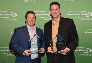 Consumers Energy Project of the Year Award Recipients
