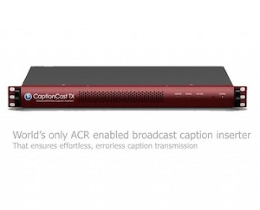 CaptionCast's Active Monitoring Alerts Broadcast Errors