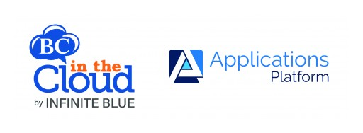 Infinite Blue Partners With Applications Platform to Take BC in the Cloud Global