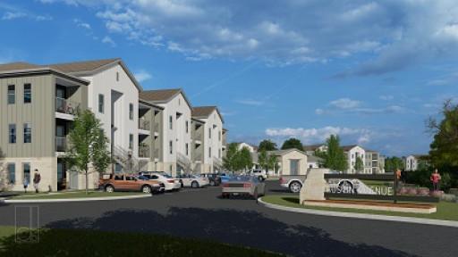 Wood Partners Announces Groundbreaking of Alta Austin Avenue in Booming Community of Georgetown, Texas