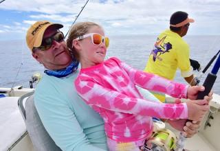 Family Fishing at Tropic Star Lodge