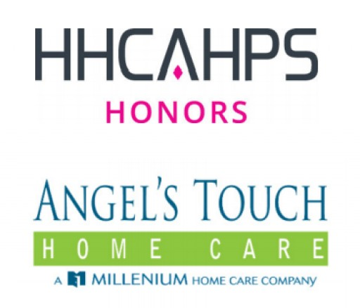 Angel's Touch Home Care Named as Prestigious 2015 HHCAHPS HONORS Recipient