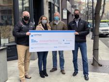 Coffman Engineers Donates $100,000 to American Red Cross