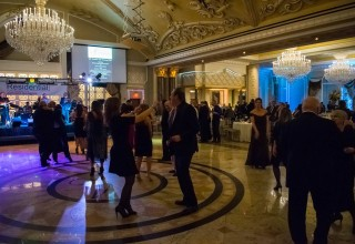 Guests enjoyed themselves at last years gala
