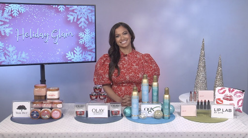 Milly Almodovar Shares Holiday Glam Advice During a Challenging Season With TipsOnTV
