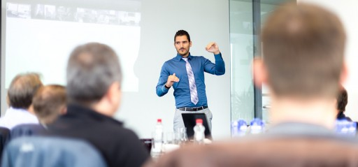 Brandon Frere: In Business You Are An Innovator, An Imitator or An Idiot
