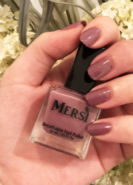 Mersi Cosmetics Launches Their Line of Halal Nail Polish