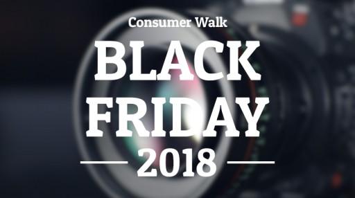Best Nikon D3400 Black Friday & Cyber Monday Deals of 2018: Top Nikon DSLR Deals Published by Consumer Walk