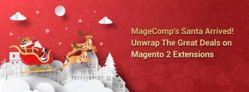 MageComp Announces Holiday Deals on Magento 2 Extensions