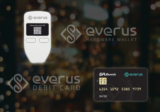 Everus Goes Consumer-Centric With Debit Cards and Hardware Wallets