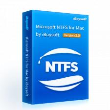 iBoysoft NTFS for Mac version 3.0