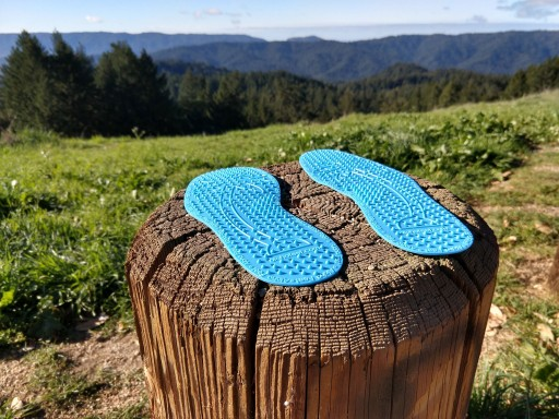 A Fidget for Your ... Feet?
