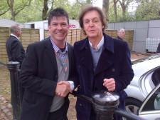 Michael Armstrong & Paul McCartney