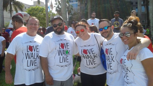 Solstice Benefits Named Top Small Company for 2016 Broward Heart Walk