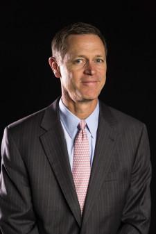 George Wright, CEO of Trackforce Valiant