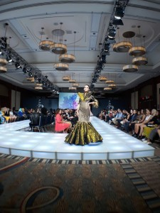"Malaysian Designer Adli Afandi HIts The Stage At Couture Fashion Week Spring 2019 ""Day of Malaysia"