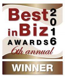 Best in Biz Awards 2016