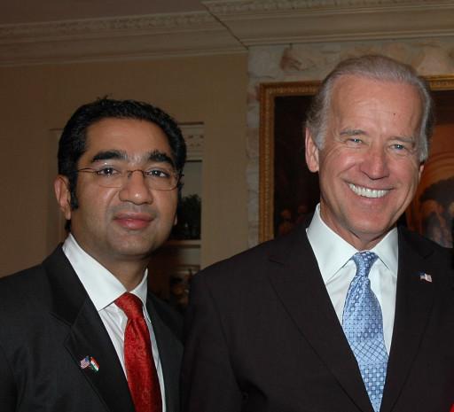 Congratulating President-Elect Biden, Vice President-Elect Harris on Their Historic Electoral Wins