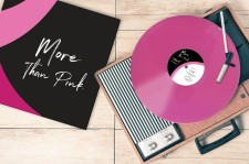 "Songfinch ""More Than Pink"" Vinyl For Susan G. Komen"