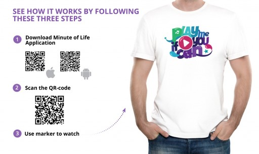 Minute of Life Brings Your Gifts to Life