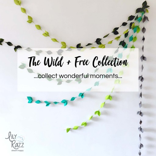 Lily Razz Introduces the Wild & Free Collection