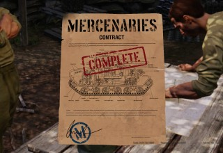 World of Tanks: Mercenaries Screenshot #1