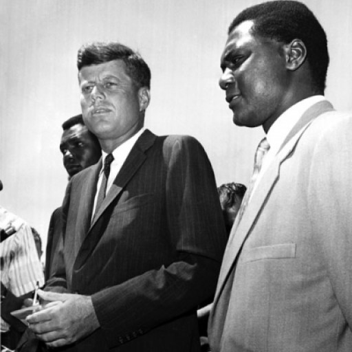 Tom Mboya Africa's Greatest Leader & Civil Right Movement Lead to the Emergence of Barack Obama Jr.